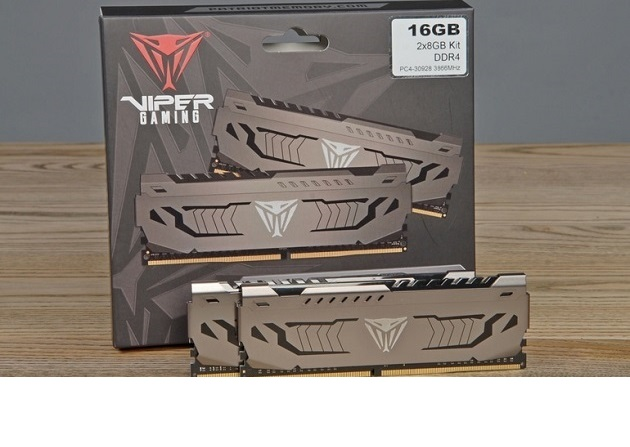 PATRIOT VIPER STEEL DDR4-3866