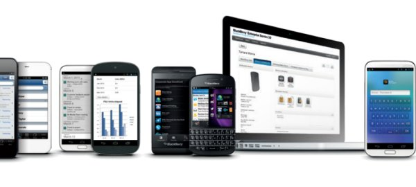 blackberry enterprise service 10